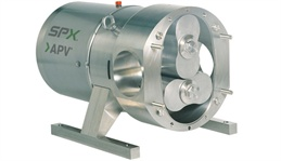 DW Rotary Lobe Pump 1